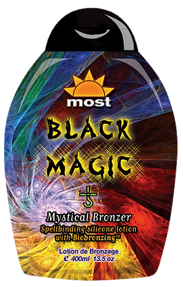 Most Black Magic Tanning Lotion 13.5 oz