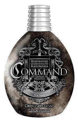 Designer Skin Command Tanning Lotion