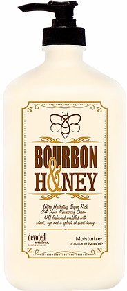 Devoted Creations Bourbon & Honey Moisturizer