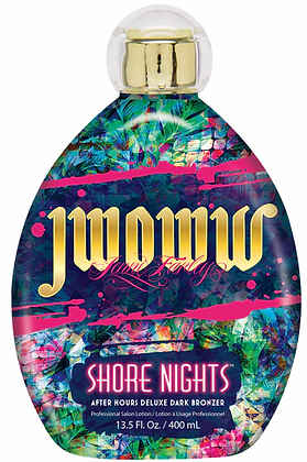 Australian Gold Jwoww Shore Nights Dark Bronzer Tanning Lotion 13.5 oz