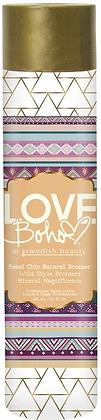 Swedish Beauty Love Boho Natural Bronzer Tanning Lotion