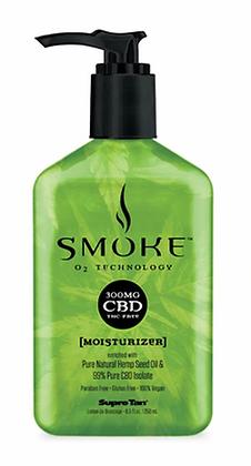 Supre Tan Smoke 300Mg CBD Moisturizer with Hemp Seed Oil 8.5 oz