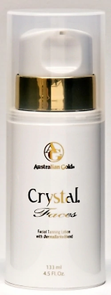 Australian Gold Crystal Faces Tanning Lotion