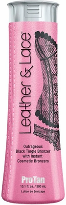 Pro Tan Leather & Lace Tanning Lotion