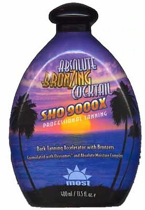 Most Absolute Bronzing Cocktail Tanning Lotion 13.5 oz