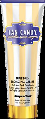 Supre Tan Candy Triple Dark Bronzing Tanning Lotion 8.5 oz
