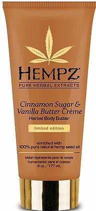 Hempz Cinnamon Sugar & Vanilla Butter Creme Body Butter