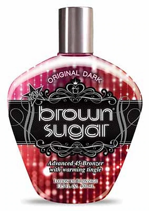 Tan Incorporated Brown Sugar Original Dark Tingle Tanning Lotion 13.5 oz