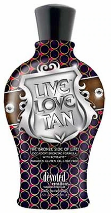 Devoted Creations Live Love Tan Tanning Lotion 12.25 oz