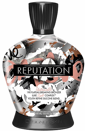 Designer Skin Reputation 19X Bronzer Tanning Lotion 13.5 oz