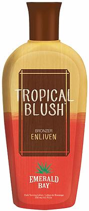 Emerald Bay Tropical Blush Bronzer Tanning Lotion 8.5 oz