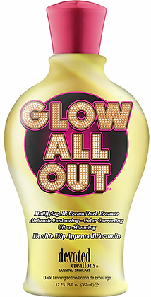 Devoted Creations Glow All Out Tanning Lotion