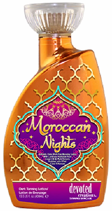 Devoted Creations Moroccan Nights Tanning Lotion 13.5 oz