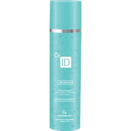 California Tan ID Intensifier Tanning Lotion