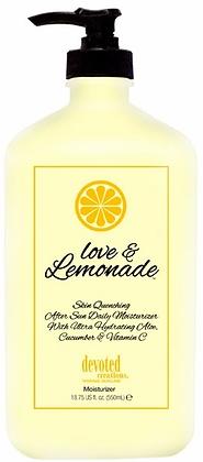 Devoted Creations Love & Lemonade Moisturizer