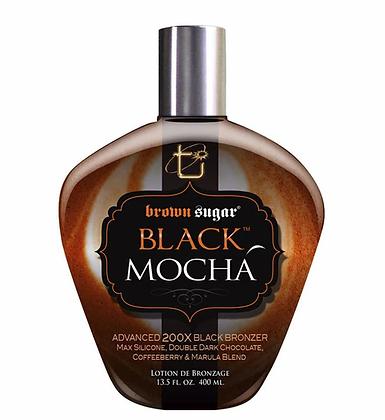 Tan Incorporated Black Mocha 200X Black Bronzer Tanning Lotion 13.5 oz