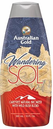 Australian Gold Wandering Sol Tanning Lotion