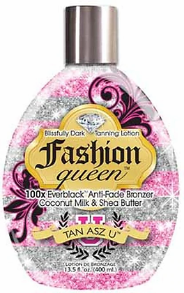 Tan Incorporated Fashion Queen Tanning Lotion 13.5 oz