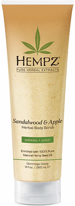Hempz Sandalwood Herbal Body Scrub