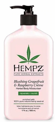 Hempz Blushing Grapefruit & Raspberry Creme Moisturizer