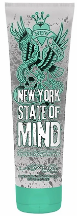 Ed Hardy New York State of Mind Organic Bronzer Tanning Lotion 8.5 oz