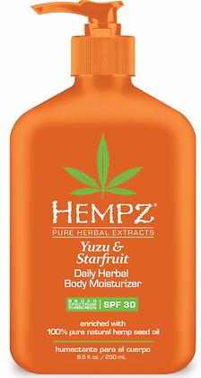 Hempz Yuzu & Starfruit Moisturizer
