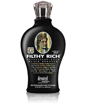 Devoted Creations Filthy Rich  Exclusive Ultra Rich Bronzer - 12.25 oz.