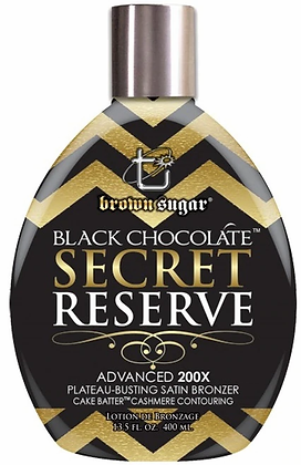 Tan Incorporated Black Chocolate Secret Reserve Tanning Lotion
