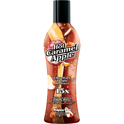 Supre Hot Caramel Apple Tanning Lotion