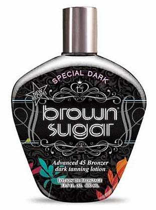 Tan Incorporated Brown Sugar Special Dark Bronzer Tanning Lotion 13.5 oz