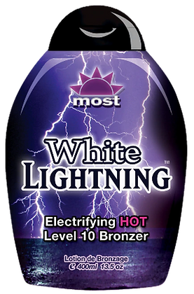 Most White Lightning Tanning Lotion 13.5 oz