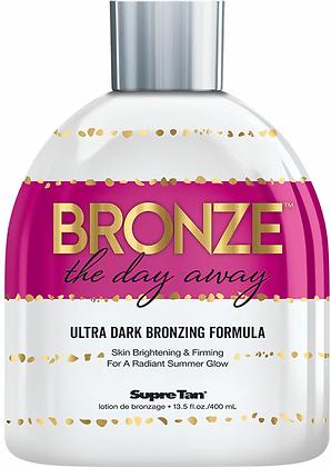 Supre Tan Bronze the Day Away Dark Bronzing Tanning Lotion 13.5 oz