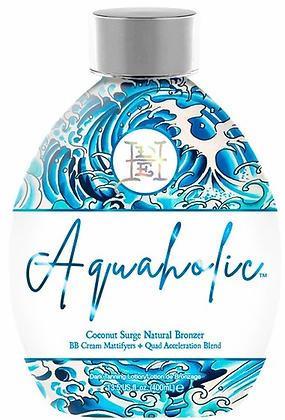 Ed Hardy Aquaholic Natural Bronzer Tanning Lotion 13.5 oz