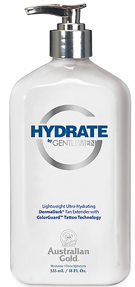 Australian Gold Hydrate by Gentlemen Tan Extender 18 oz