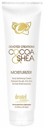 Devoted Creations Cocoa & Shea Daily Softening Moisturizer 8.5 oz