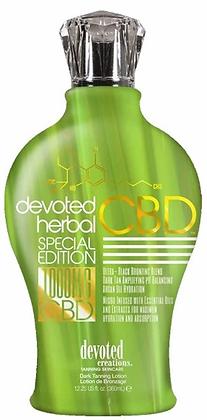 Devoted Creations Devoted Herbal CBD 1000MG Black Bronzer 12.25 oz