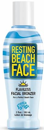 Fiesta Sun Resting Beach Face Tanning Lotion 2 oz