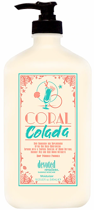 Devoted Creations Coral Colada Daily Moisturizer 18.25 oz