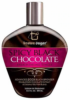 Tan Incorporated Spicy Black Chocolate Tanning Lotion 13.5 oz