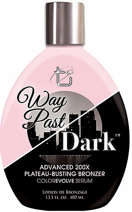 Tan Incorporated Way Past Dark Tanning Lotion