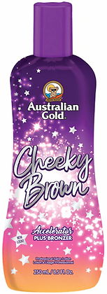 Australian Gold Cheeky Brown Tanning Lotion 8.5 oz