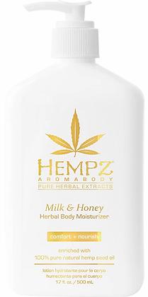 Hempz Milk & Honey Moisturizer