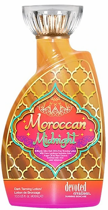 Devoted Creations Moroccan Midnight Brilliantly Ultra Dark DHA-Free Bronzing Lotion