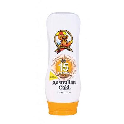 Australian Gold SPF 15 Lotion 8 oz