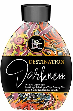 Ed Hardy Destination Darkness Color Creator Tanning Lotion 13.5 oz