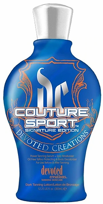 Devoted Creations Couture Sport Signature Edition Tanning Lotion