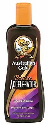 Australian Gold Bronze Accelerator Tanning Lotion 8.5 oz