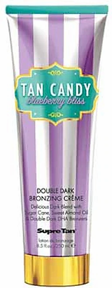 Supre Tan Candy Blueberry Bliss Tanning Lotion 8.5 oz