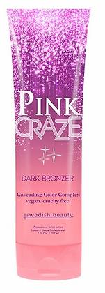 Swedish Beauty Pink Craze Dark Bronzer - 7 oz.