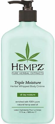 Hempz Triple Moisturizer 17 oz